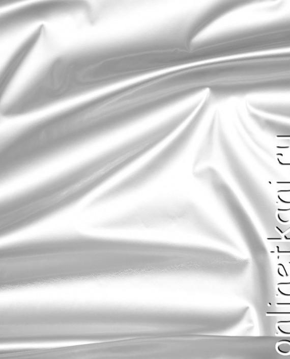 Искусственная кожа 041 цвет серебро картинка