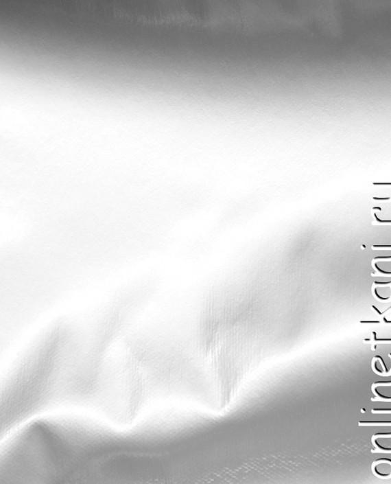 Искусственная кожа 041 цвет серебро картинка 2