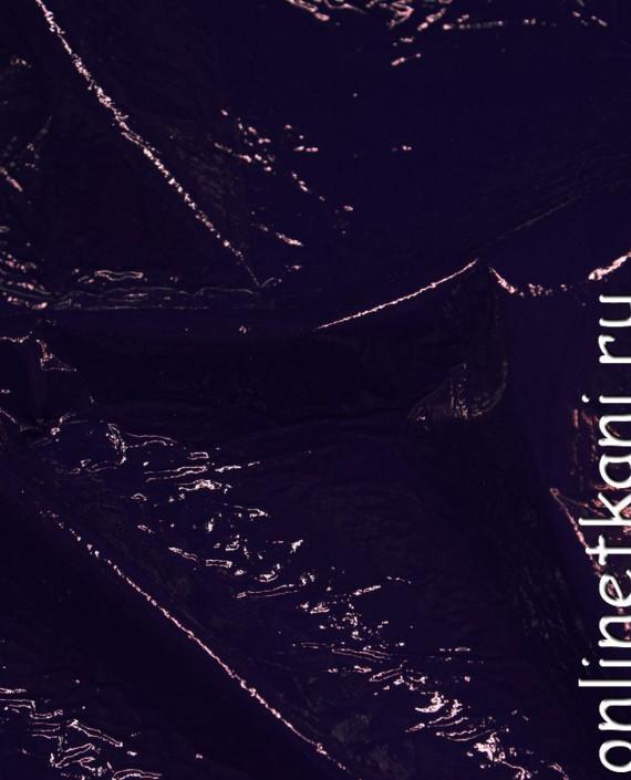 Искусственная кожа 053 цвет фиолетовый картинка