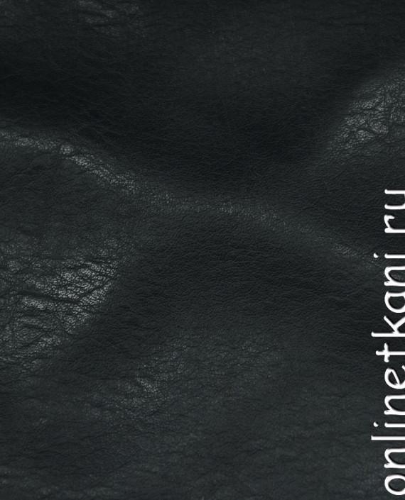 Искусственная кожа 054 цвет серый картинка 1