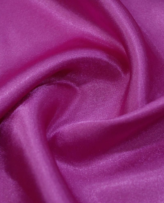 "Ткань Креп-сатин ""Пурпурный"" 0030 цвет фиолетовый картинка"