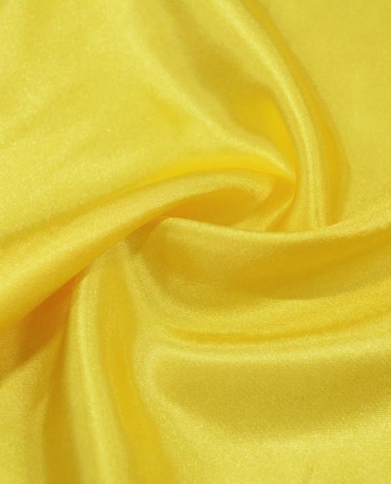 """Ткань Креп-сатин """"Желтое золото"""" 0019 цвет желтый картинка"""