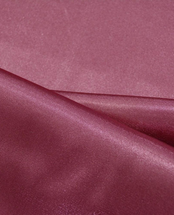 """Ткань Креп-сатин """"Пюсовый"""" 0003 цвет розовый картинка 1"""