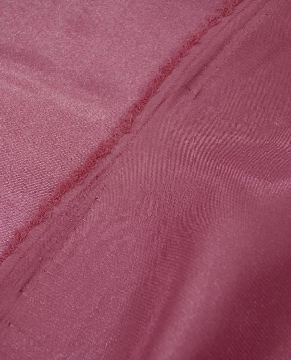 """Ткань Креп-сатин """"Пюсовый"""" 0003 цвет розовый картинка 2"""