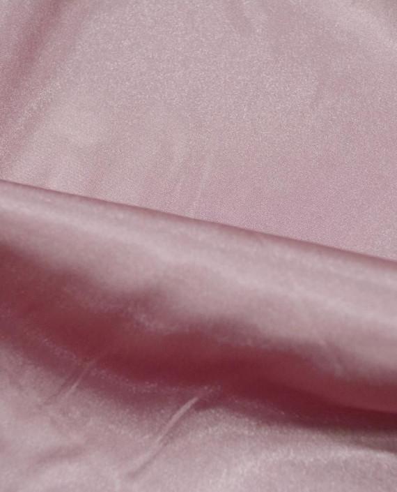 """Ткань Креп-сатин """"Грязно-розовый"""" 0028 цвет розовый картинка 1"""