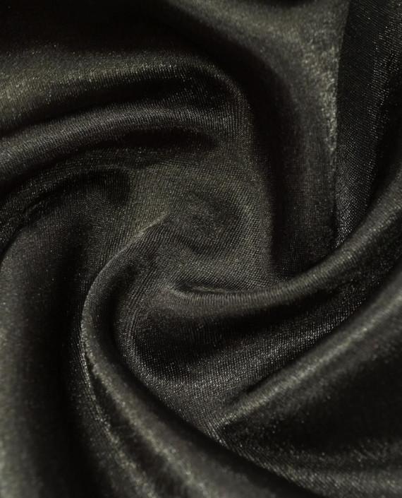"Ткань Креп-сатин ""Мокрый асфальт"" 0036 цвет коричневый картинка"