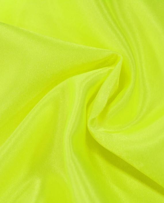 """Ткань Креп-сатин """"Нео-Зеленый"""" 0040 цвет зеленый картинка"""