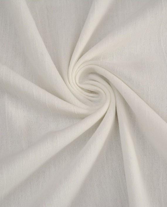Ткань Лен Рубашечный 0429 цвет белый картинка