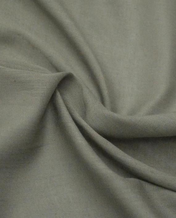 Ткань Лен Рубашечный 0612 цвет бежевый картинка
