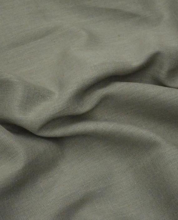 Ткань Лен Рубашечный 0612 цвет бежевый картинка 1