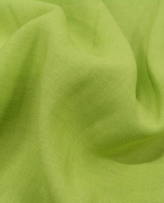 Лен Рубашечный 0823 цвет зеленый картинка