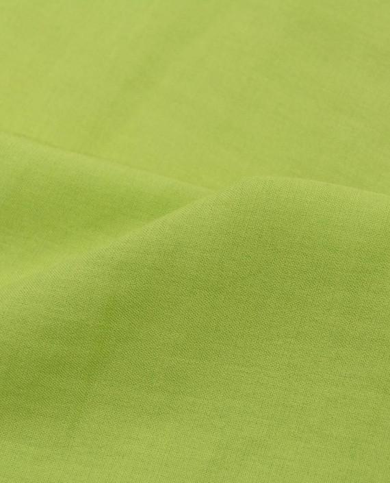 Лен Рубашечный 0823 цвет зеленый картинка 1