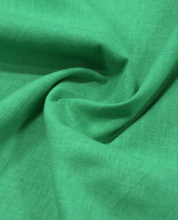 Лен Рубашечный 0832 цвет зеленый картинка