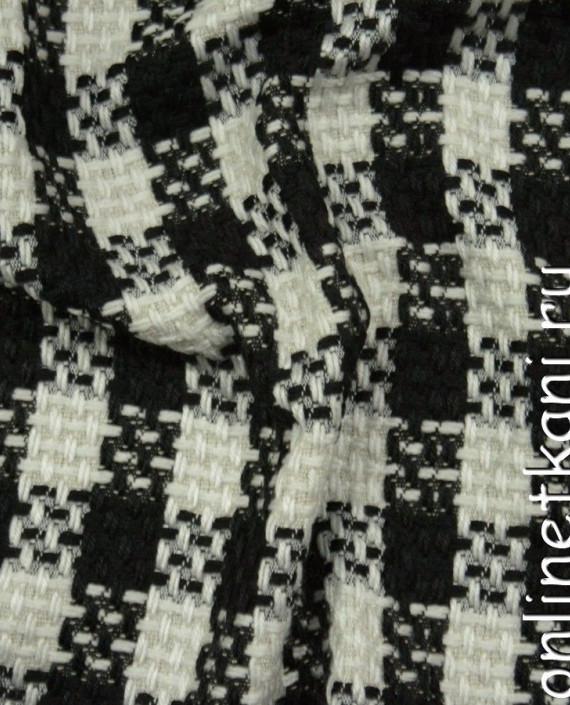 Ткань Пальтовая 1226 цвет разноцветный в клетку картинка