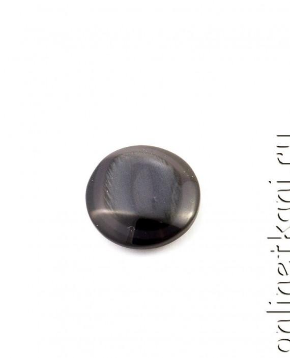Пуговица 040 цвет черный картинка