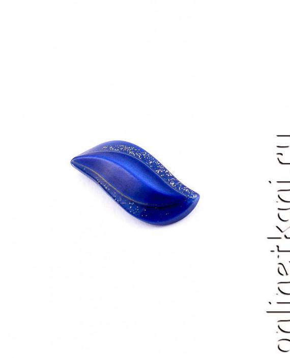 Пуговица 065 цвет синий картинка