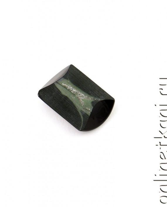 Пуговица 074 цвет зеленый картинка