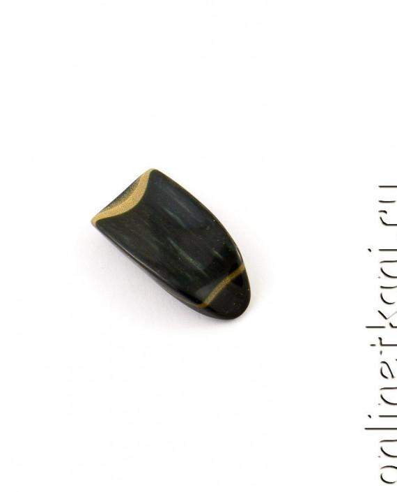 Пуговица 077 цвет черный картинка