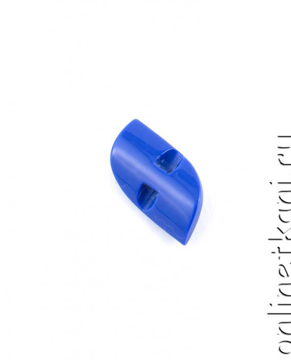 Пуговица 109 цвет синий картинка 2