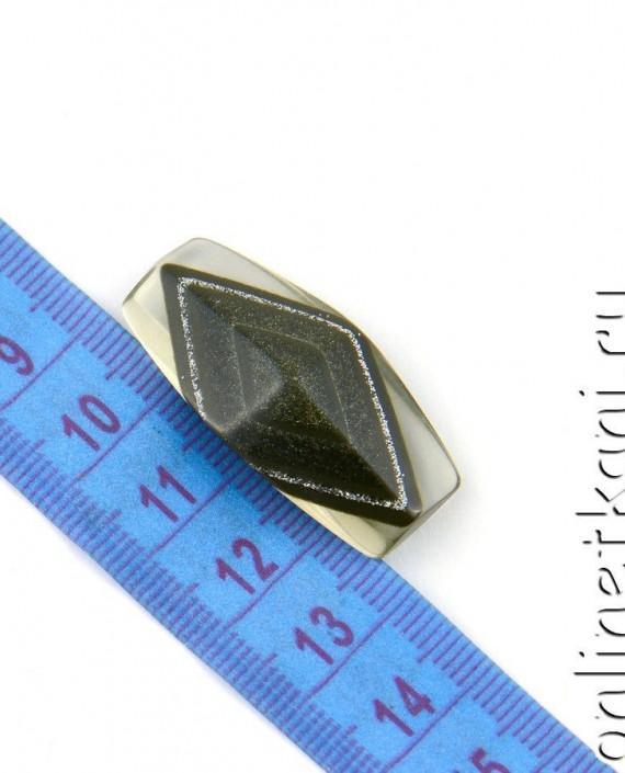 Пуговица 106 цвет черный картинка 1