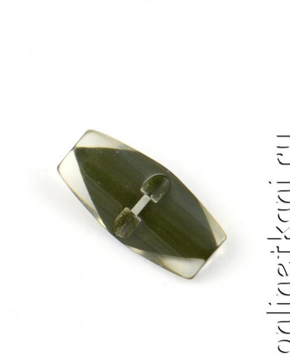 Пуговица 106 цвет черный картинка 2