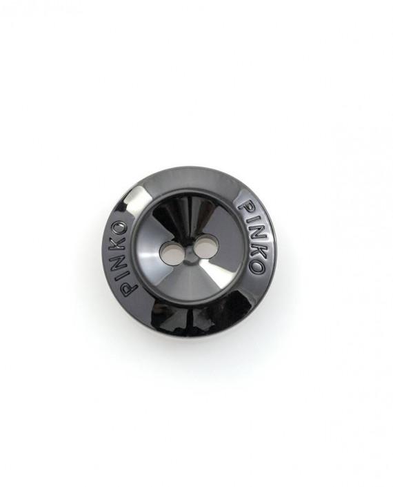 Пуговица 25 мм 149 цвет черный картинка