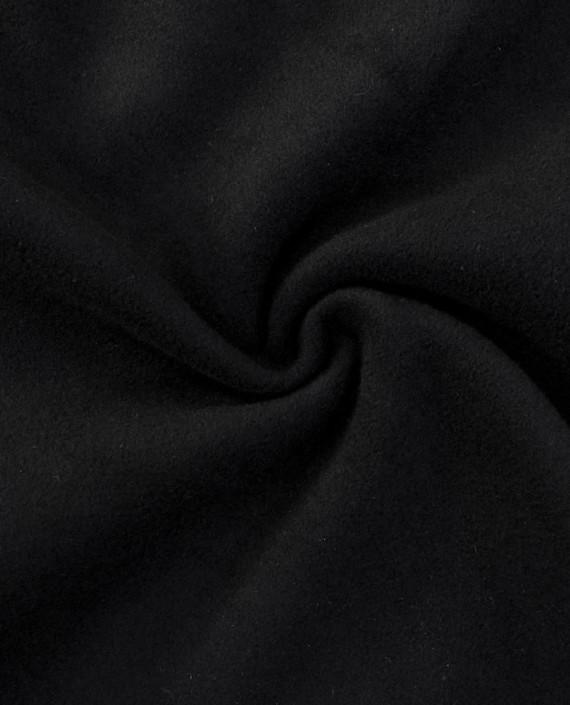 Шерсть Пальтовая  2170 цвет черный картинка
