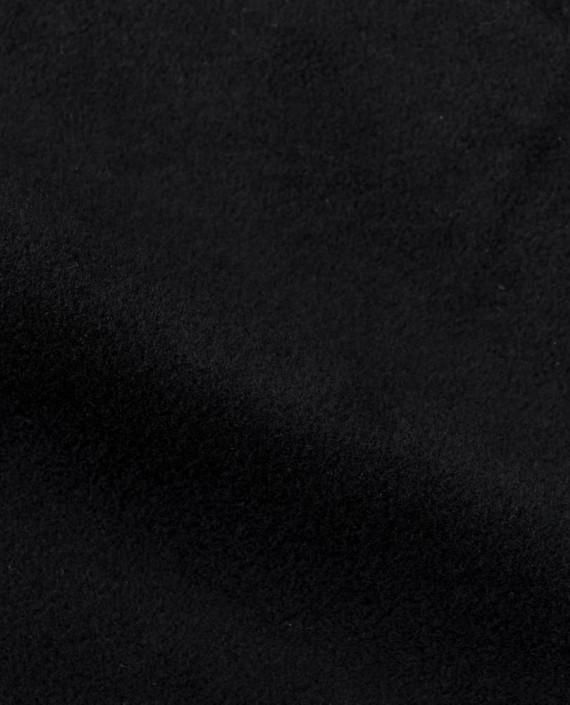 Шерсть Пальтовая  2170 цвет черный картинка 1