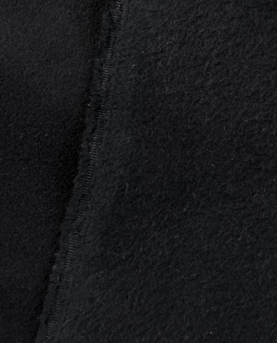 Шерсть Пальтовая  2170 цвет черный картинка 2