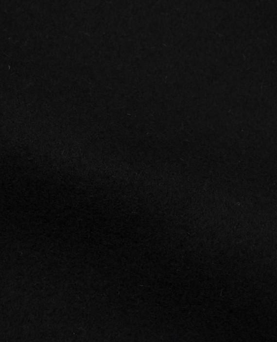 Ткань Шерсть Пальтовая 2249 цвет черный картинка 2