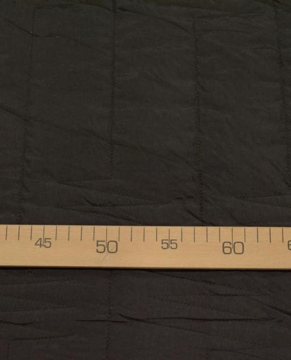 Курточная Стеганная 138 цвет коричневый геометрический картинка 2