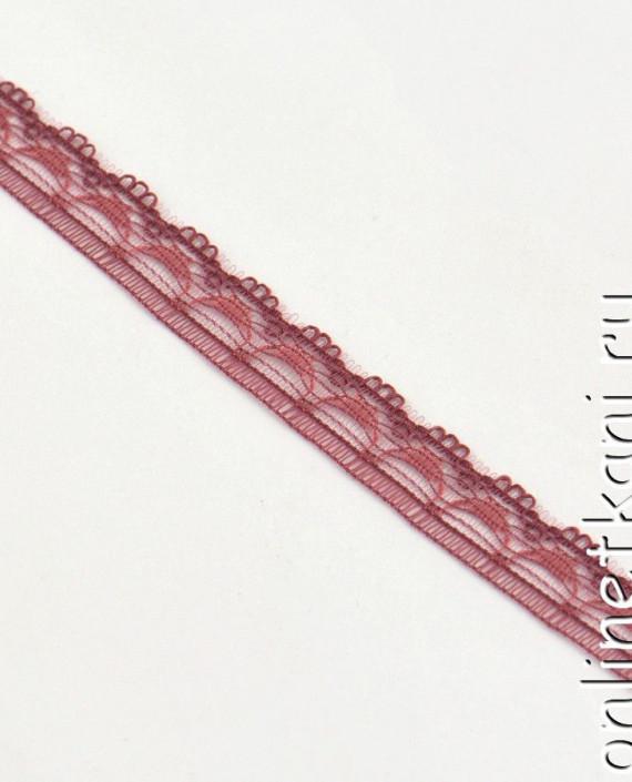 Тесьма 020 цвет розовый картинка