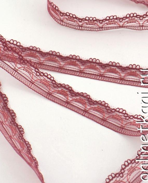 Тесьма 020 цвет розовый картинка 2
