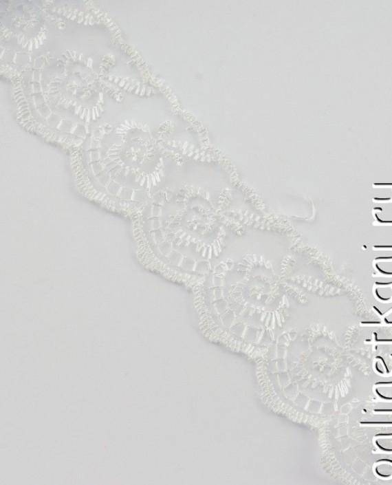 Тесьма 139 цвет белый картинка