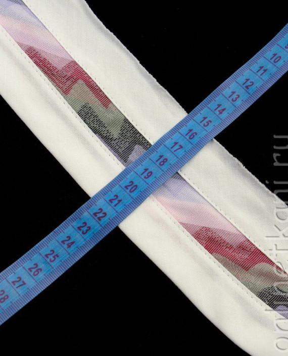Корсаж Брючный 175 цвет разноцветный абстрактный картинка 1