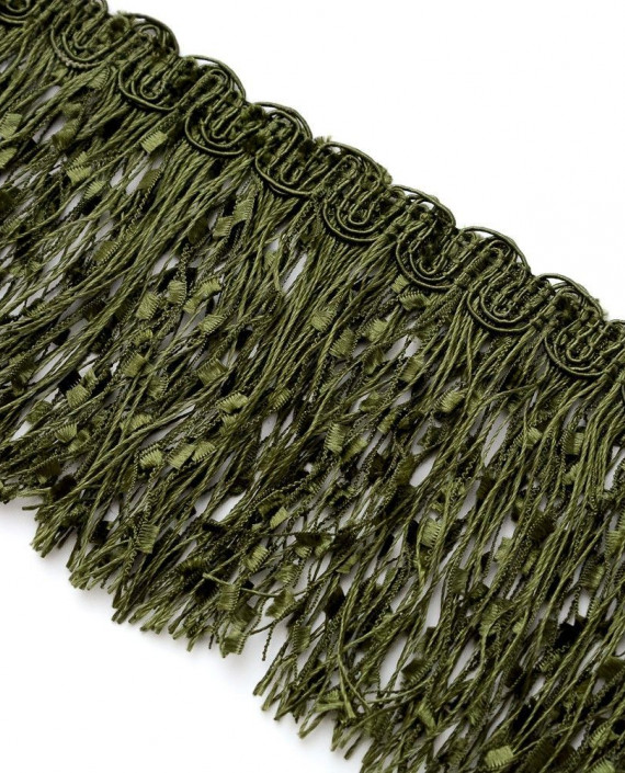 Тесьма 210 цвет зеленый картинка