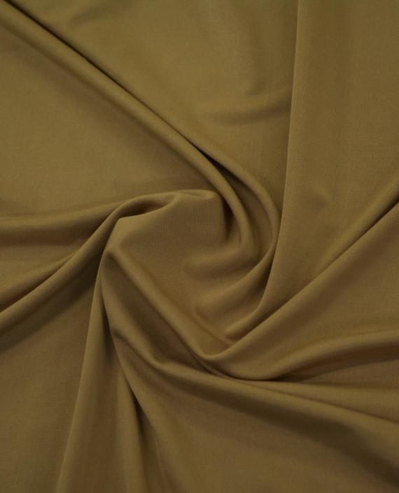 Трикотаж Масло Полиэстер - последний отрез1m 12435 цвет бежевый картинка