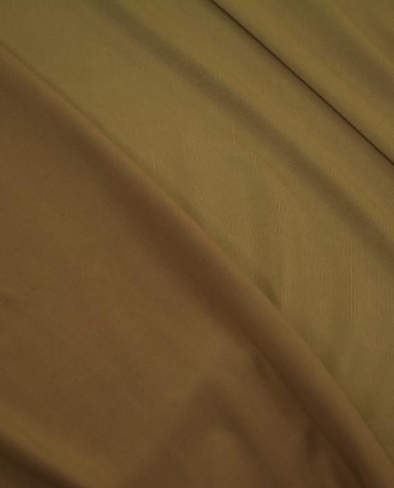 Трикотаж Масло Полиэстер - последний отрез1m 12435 цвет бежевый картинка 1