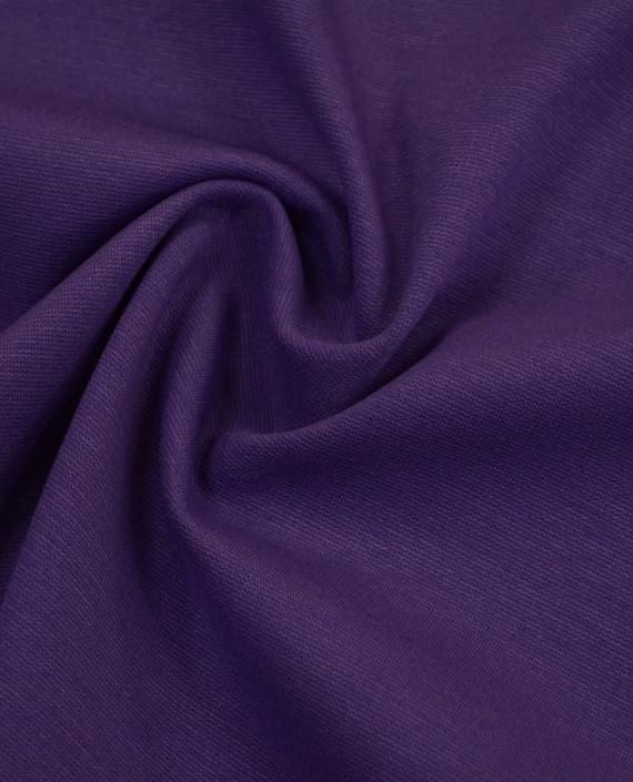 Трикотаж Джерси Хлопок 2506 цвет фиолетовый картинка