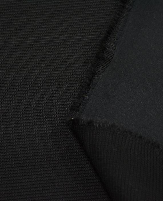 Трикотаж Плотный PINKO 2593 цвет черный картинка 1