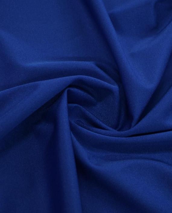 Последний отрез 1,4 м. Ткань Бифлекс 10108 цвет синий картинка