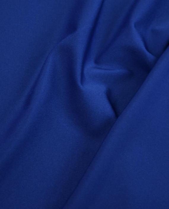 Последний отрез 1,4 м. Ткань Бифлекс 10108 цвет синий картинка 1