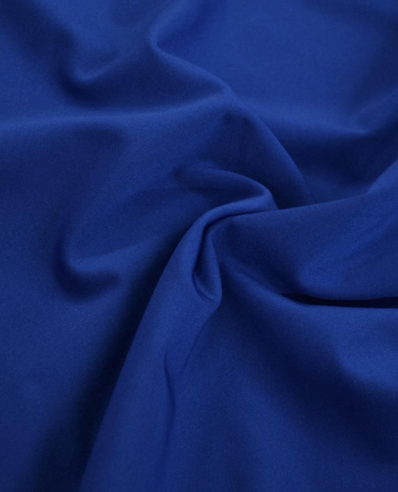 Последний отрез 1,4 м. Ткань Бифлекс 10108 цвет синий картинка 2