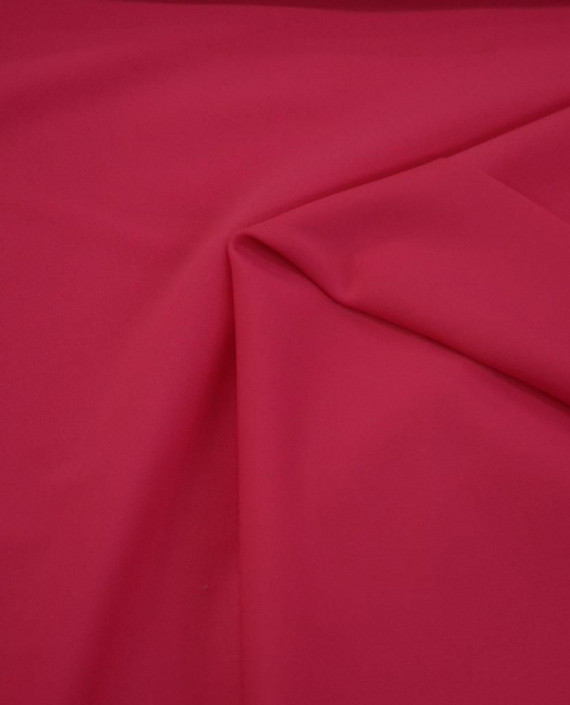 Последний отрез 1,7 м. Ткань Бифлекс 10219 цвет малиновый картинка 2