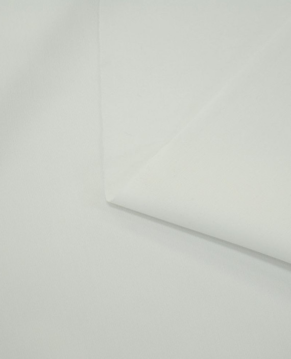 Последний отрез 1.2 м Бифлекс BRISBANE BIANCO ST.TRAN 10350 цвет белый картинка 2