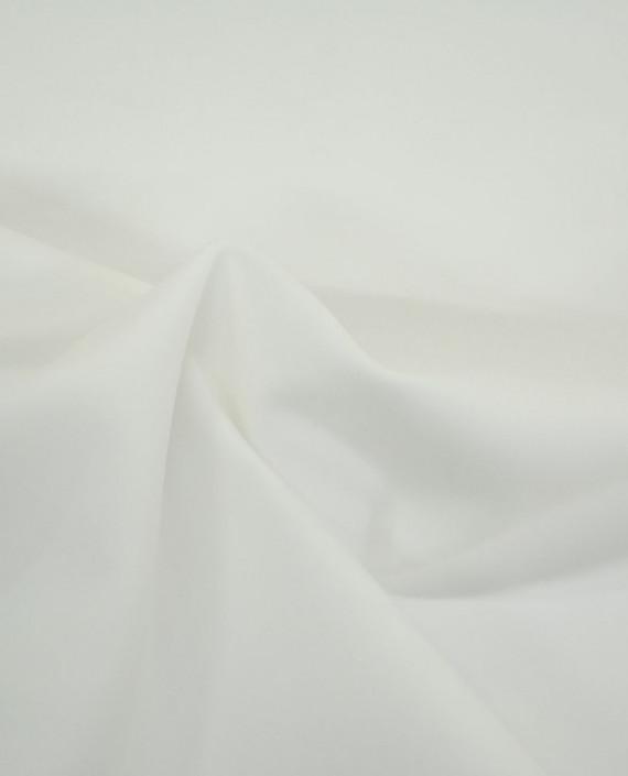 Последний отрез 1,5 м. Бифлекс DUBAI 10354 цвет белый картинка