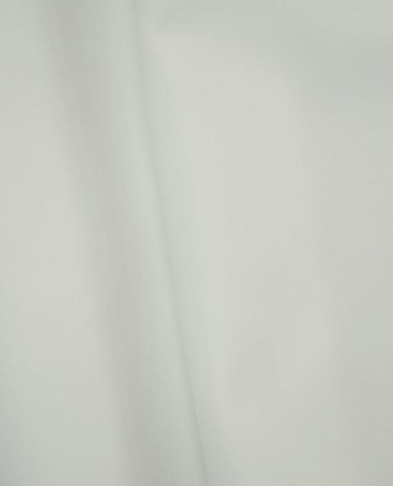 Последний отрез 1,5 м. Бифлекс DUBAI 10354 цвет белый картинка 1