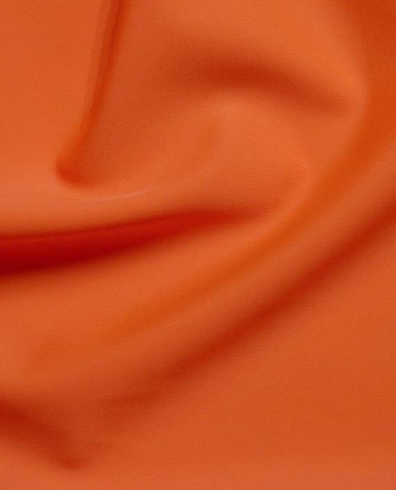 Последний отрез 1 м. Бифлекс Vita BITTER ORANGE 10390 цвет оранжевый картинка 2