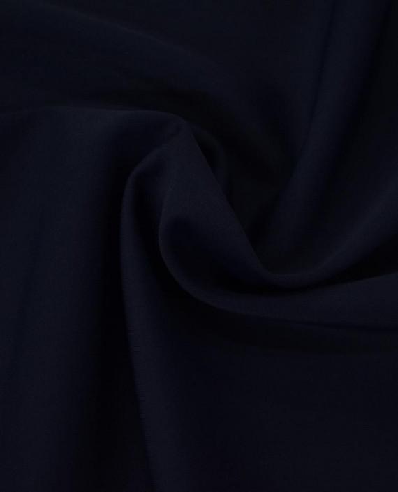 Последний отрез 1 м. Бифлекс Malaga BLU NOTTE ROEN 10521 цвет синий картинка