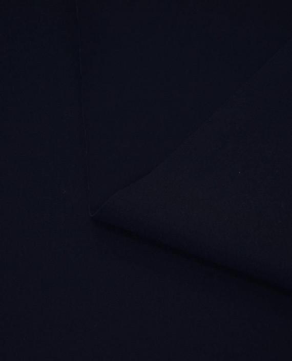 Последний отрез 1 м. Бифлекс Malaga BLU NOTTE ROEN 10521 цвет синий картинка 2